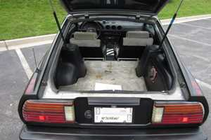 The Jet-Engine Powered Datsun 280ZX Runs on Jet Fuel