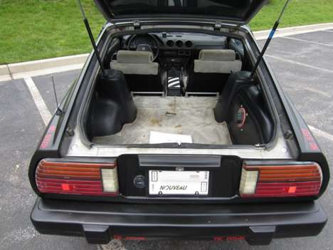 jet engine powered datsun 280zx