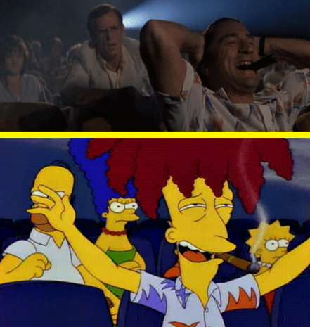 movie simpsons tumblr
