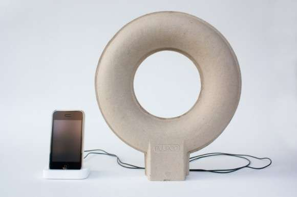 Doughnut-Structured Speakers