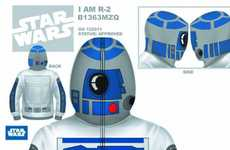 Full-Faced Sci-Fi Hoodies - The Mad Engine Star Wars Hoodies are Epic