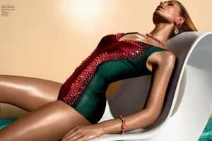 Get Ready for Summer with this Vogue China June 2012 Editorial