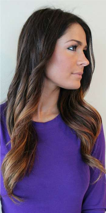 clip in ombre hair extensions