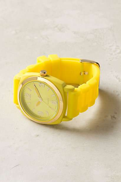 anthropologie viscid watch