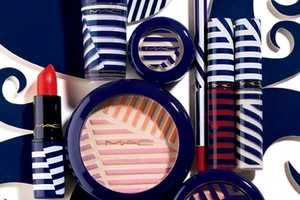 The Mac Cosmetics 2012 Marine Summer Collection is Chic