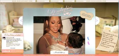 mariah carey nick cannon dembabies
