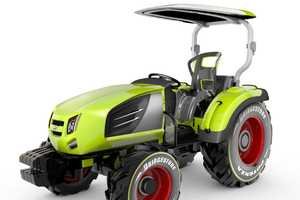 The 'T-ractor' Makes Farmers Look Good