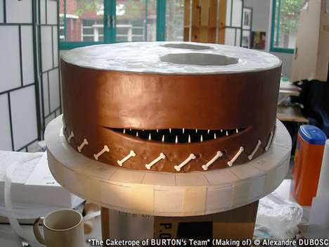 the caketrop of tim burtons dreams