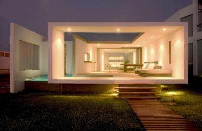 house in las arenas by javier artadi