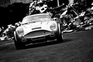 James Bond Would Approve of the Carbon Fiber Aston Martin DB4 Zagato