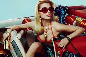 The Elle UK 'Take Me With You' Editorial Oozes Glamor