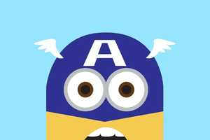 The Minions Superheroes are an Adorable Collection of Crusaders