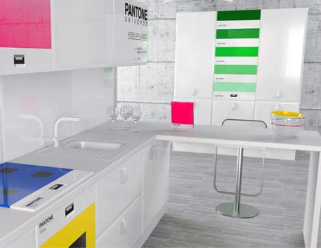 Pantone Universe Home Appliances