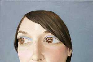 Travis Collinson Exaggerates the Ocular Organs of His Subjects