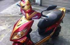 Rad Superhero Rides