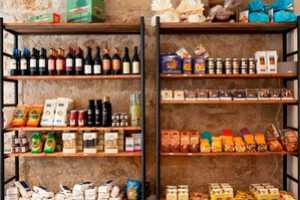 The Ethicando Store in Paris Stocks Fairtrade Food and Designs