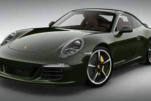 Porsche Announces the 911 Club Coupe to Celebrate its 60th Anniversary