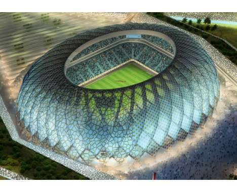 sustainable sports stadiums