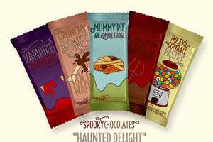 The Spooky Chocolates Packaging Will Make Your Knees Quake