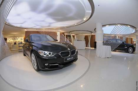 bmw paris showroom