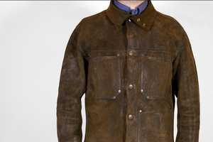 The HHI and Dunderdon Welder's Jacket is a Functional Rendition of a Classic