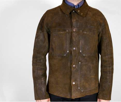 hhi and dunderdon welders jacket