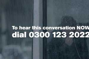 The 'Missing People' Phone Campaign is Clever and Sneaky
