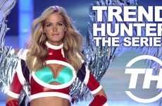 Trend Hunter Reality Promo - Superhero Fashion, Paparazzi Flash Mobs, Tattoos & Augmented Reality