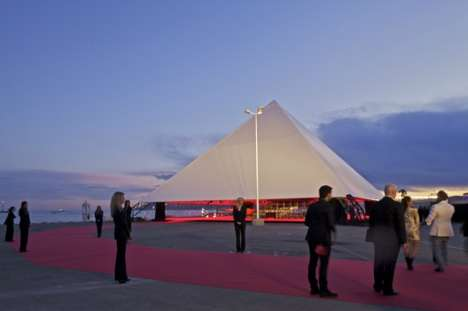 Pyramid Cinema Pavilions - The Kanye West 'Cruel Summer' Theater Boasts Seven Screens