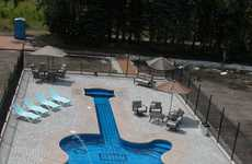 Backyard Instrument Pools