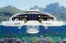 Water Floatation Dwellings