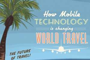 The 'How Technology is Changing World Travel' Infograph is Surprising