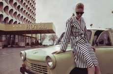 Retro Getaway Editorials