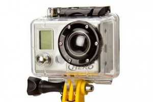 The GoPole Bobber is a Life Jacket for GoPro Cameras