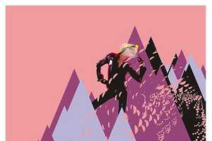 These Art Pieces by Martynas Pavilonis are Vibrantly Animated