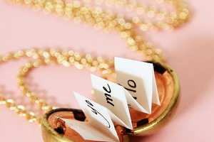Secret Message Lockets By HeartworksByLori are Cunningly Cute
