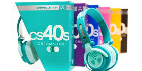 Chromatone Headphones Packaging