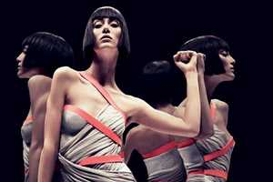 The Ports 1961 Spring/Summer 2012 Advertisements are Mirrored