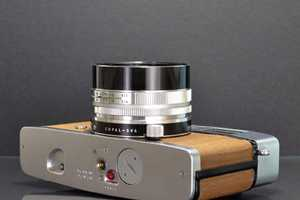 The Ilott Vintage Cameras are Distinct and Elegant