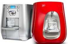 Multi-Functional Water Purifiers - Virgin Pure by Richard Branson Improves Filtration