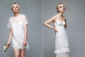 The Richard Nicoll for Topshop Bridal Collection is Chic