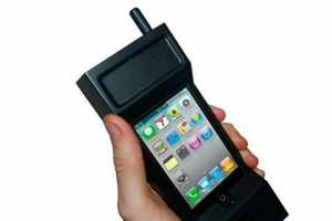 The 80s Cell Phone Case for iPhone is Amazing