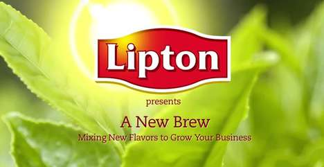 lipton fresh brewed ice teas