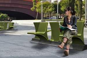 Daniel Pearlman Makes Outdoor Furniture Interactive and Stylish