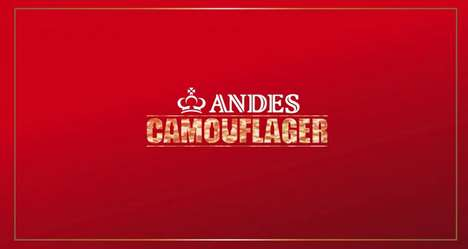 andes beer camouflage