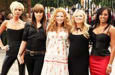 Faded Pop-Star Plays - The Spice Girls Will Reunite for West End Musical 'Viva Forever'