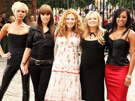 spice girls west end musical viva forever