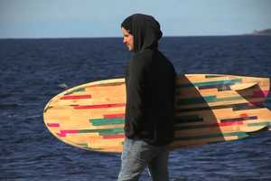 The Bjorn Holm Reto Creates Waves with His Design