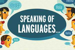 The 'Speaking of Languages' Infographic Looks to the Future