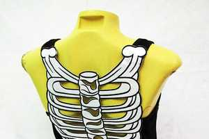 The Jatumpron Khemsom INVENT4YOU is Skeleton-Embellished